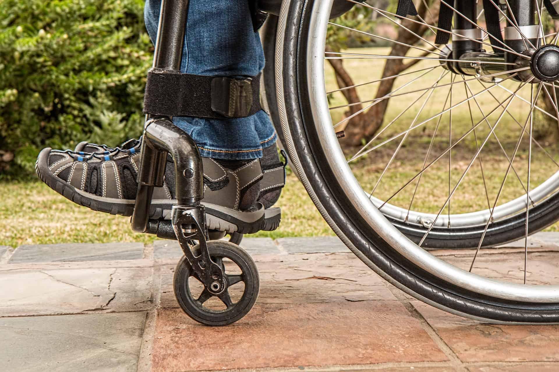 Progetto salute disabili